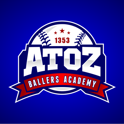 HIP logo for a new ballers academy