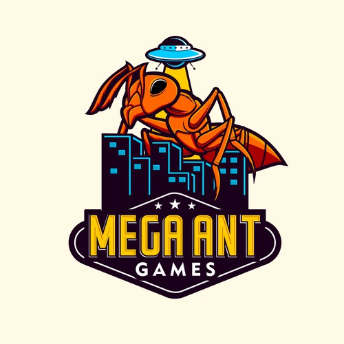 Mega Ant Logo
