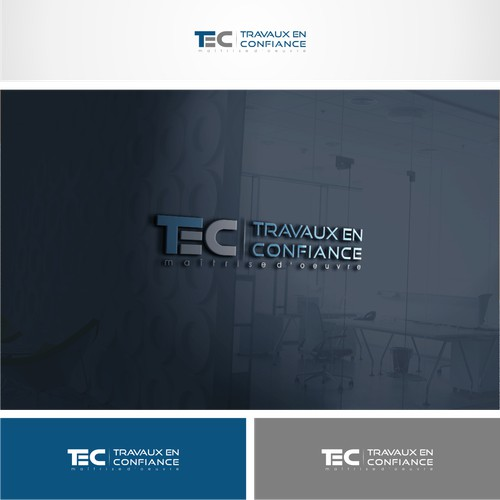 Wordmark logo for TEC