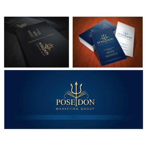 Poseidon Marketing Group needs a new logo