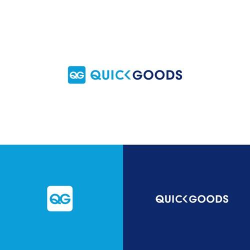 Bold Logo for goods company