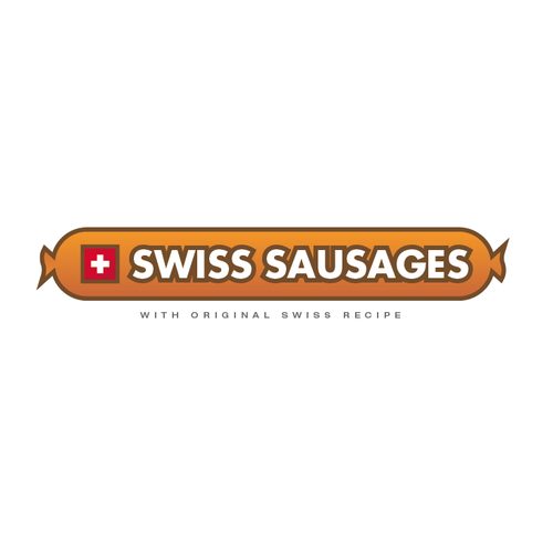 Swiss Sausages abroad need your LOGO