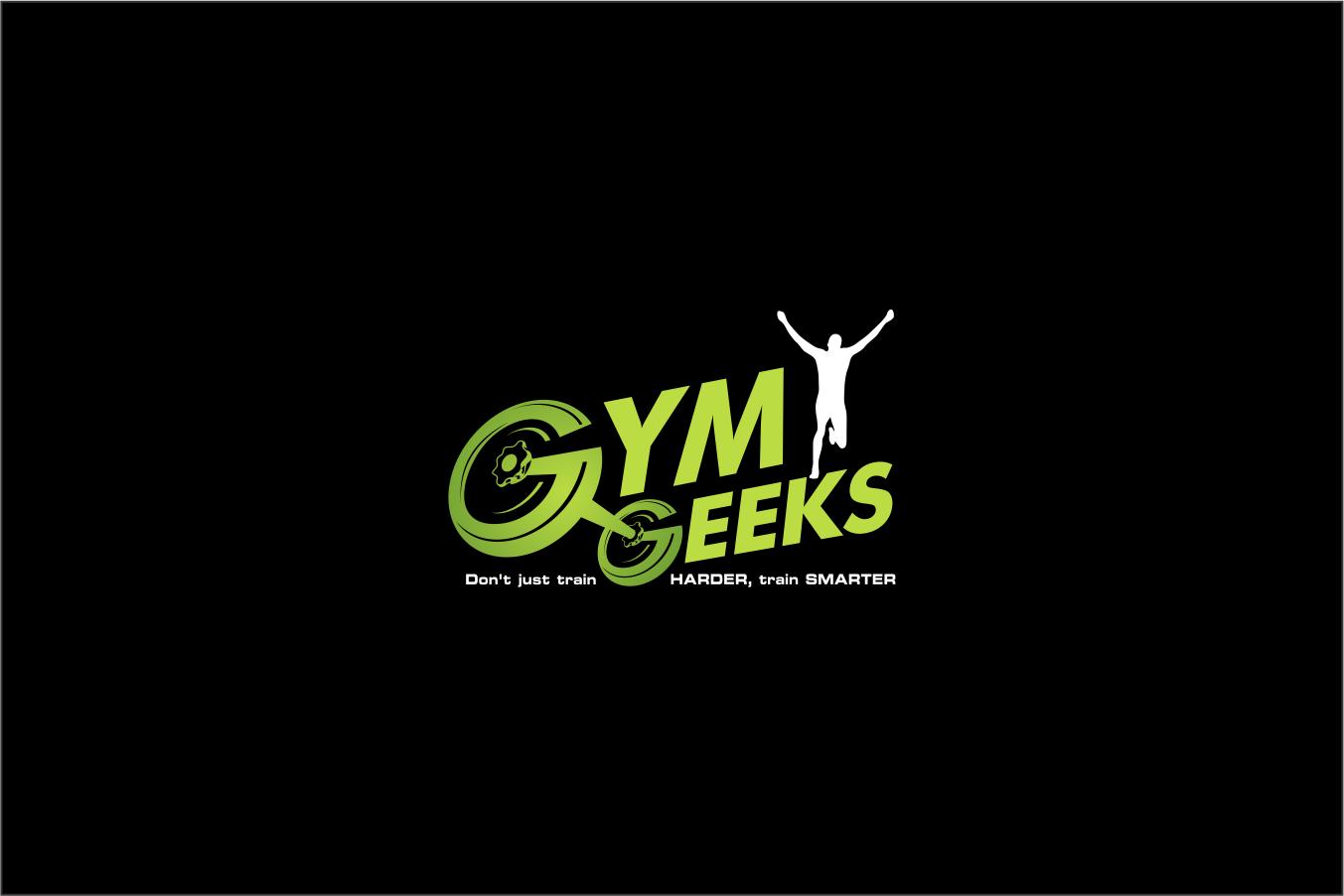 Gym Geeks  needs a new logo