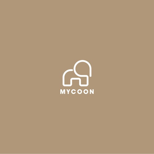 logo for mycoon