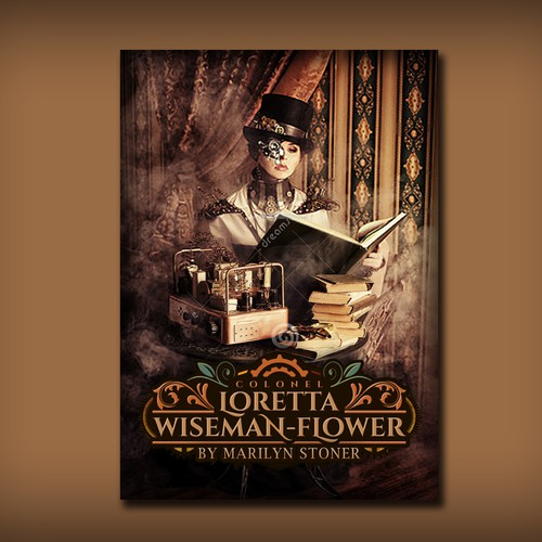 Loretta Wiseman Flower. Book cover