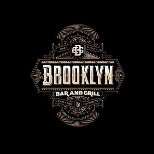 Brooklyn Bar and Grill - Logo