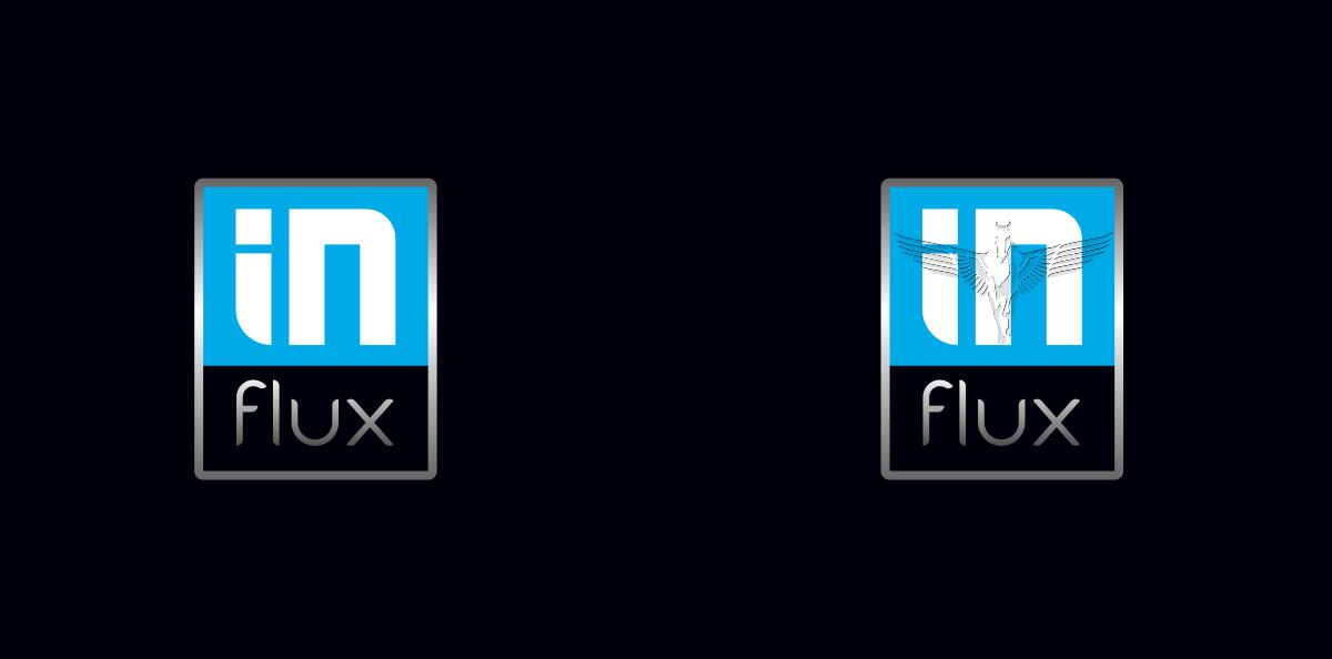 Logo Design Improvement- Influx Technologies