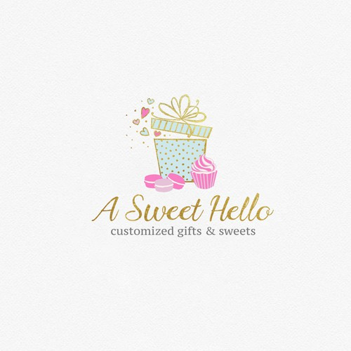 Logo for A Sweet Hello