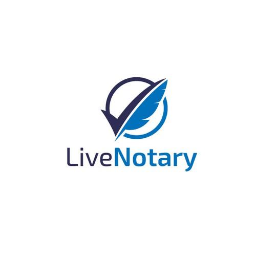 Live Notary Logo