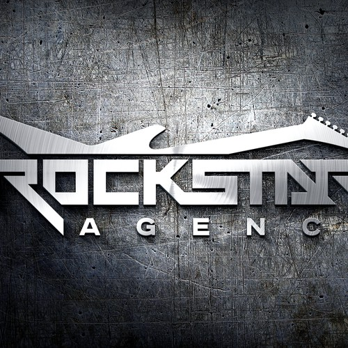 RockStar Logo For Agency