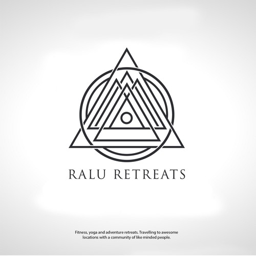 Ralu Retreats Logo