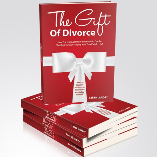 BOOK COVER: THE GIFT OF DIVORCE