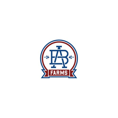 Logo for a 100 year old family farm