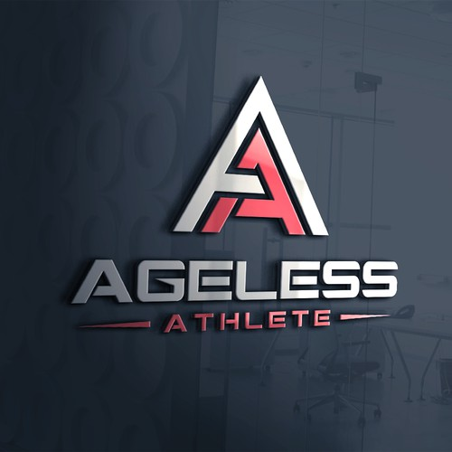 Ageless Athlete Logo Design
