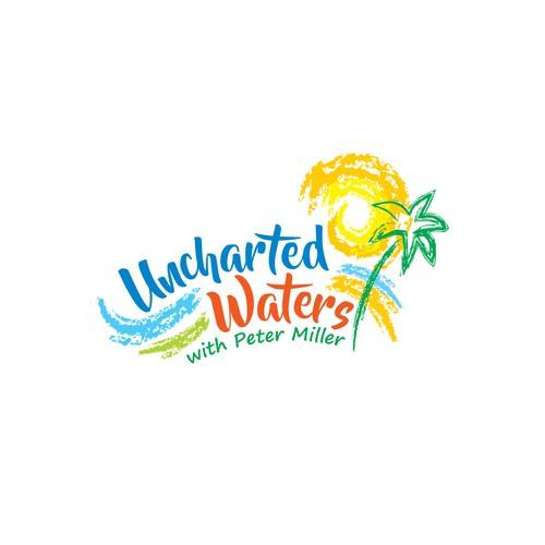 Logo for TV travel show