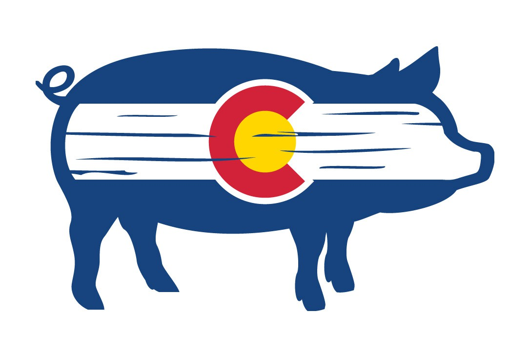 Create an Awesome Logo for Colorado's Only Pig Rig Food Truck!