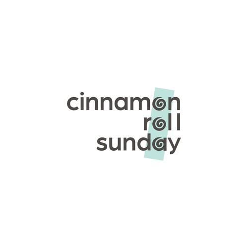 Cinnamon Roll Logo