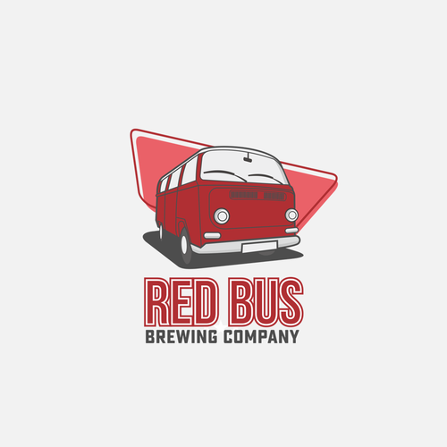 Red Bus concept design