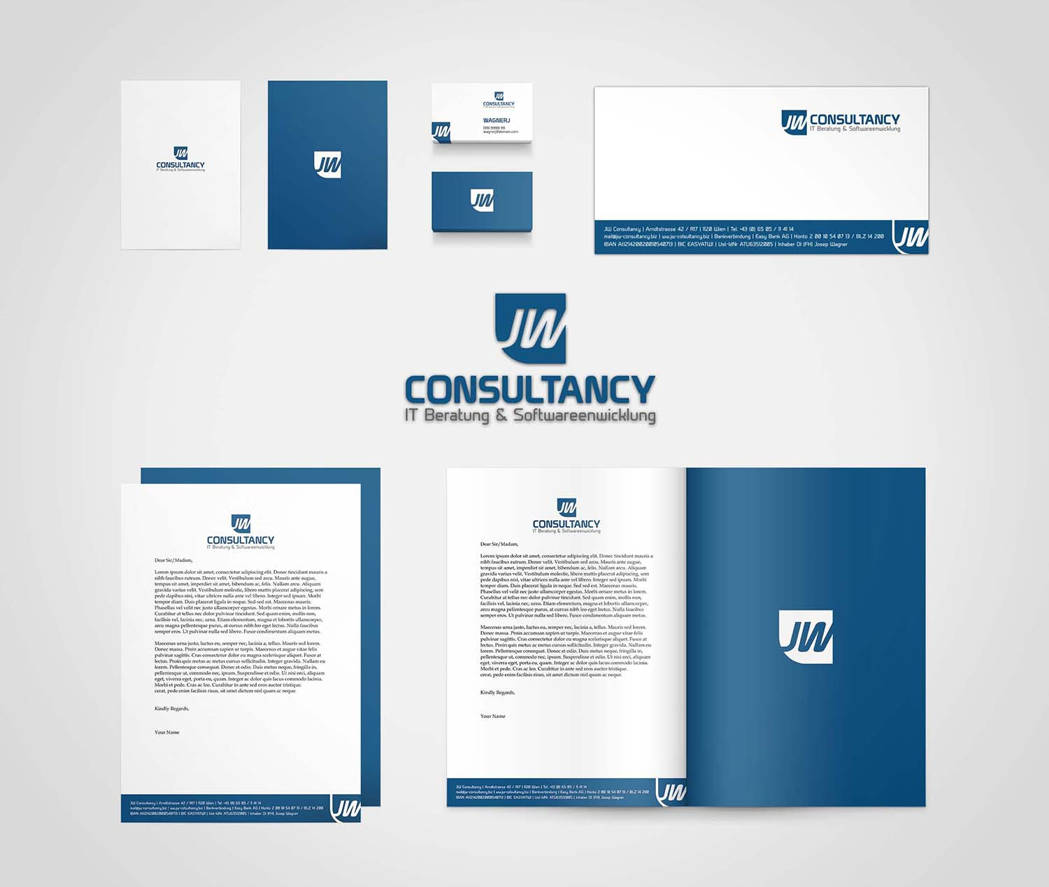 Logo for JW Consultancy
