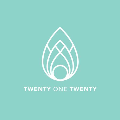 Minimalist Essential Oil Logo Concept