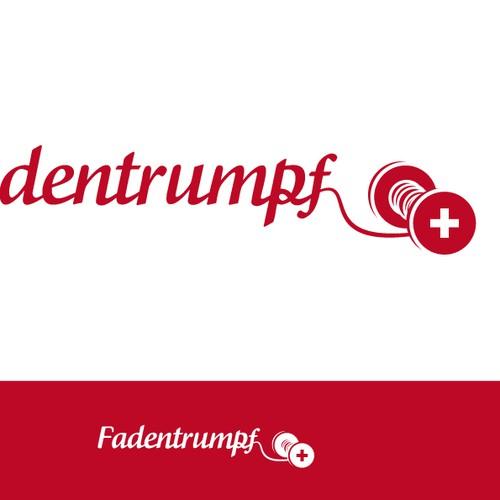 Logo für eine schweizer Textilfirma