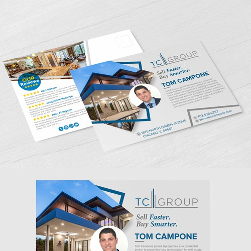 TCI Group Postcard
