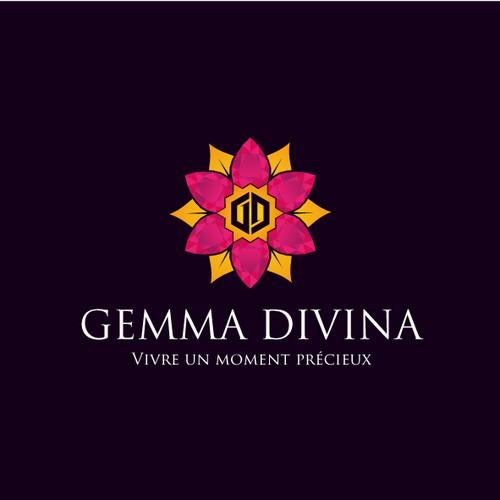 Gemma Divina Logo