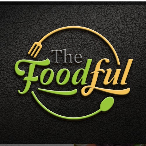 Design a deliciously fun FOOD BLOG logo for The Foodful