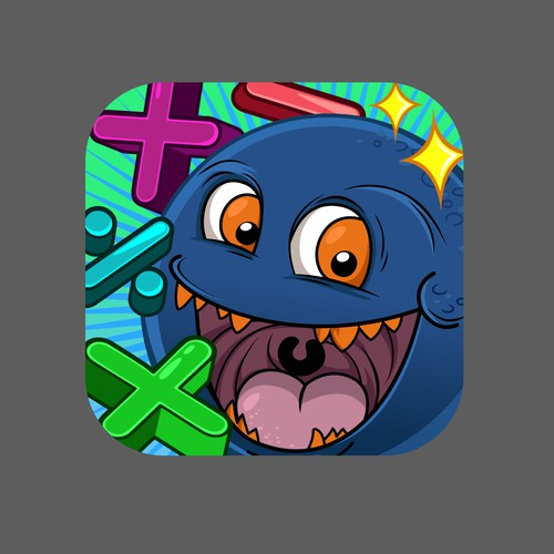 Math Game - Icon