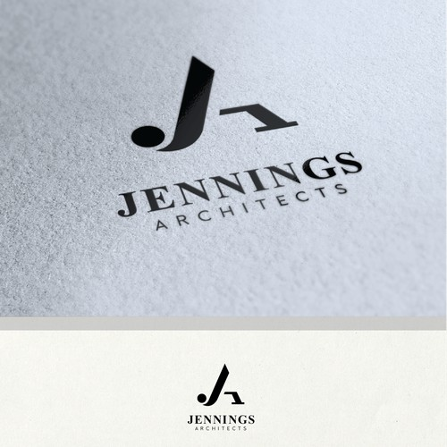 Logo for architects company