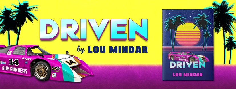 Facebook Cover for Driven