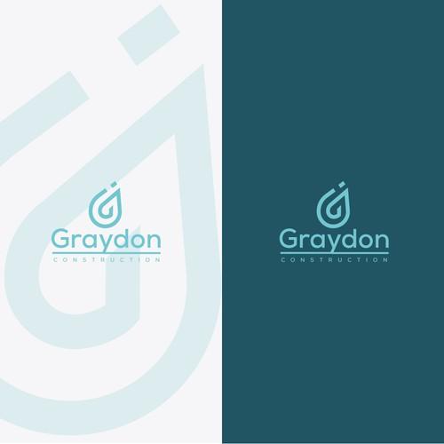 graydon construction logo design