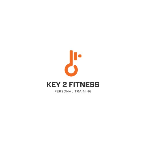 Logo designs for Key 2 Fitness