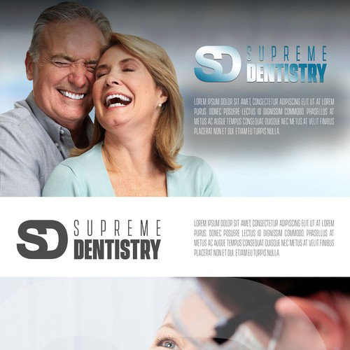Concept logo for Dental practise.