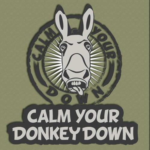 Calm Donkey Down