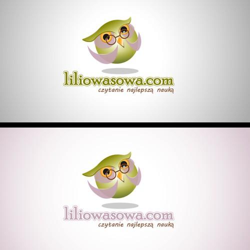 owl logo needed for seller of children's books