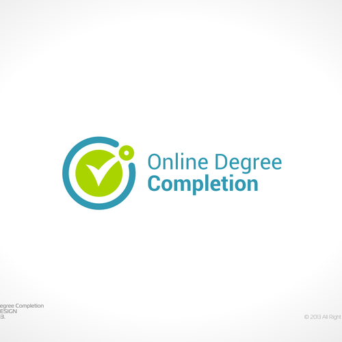 Create a winning logo design for Online Degree Completion
