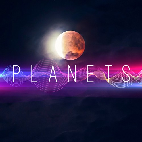 "electronic music album called ""PLANETS"""
