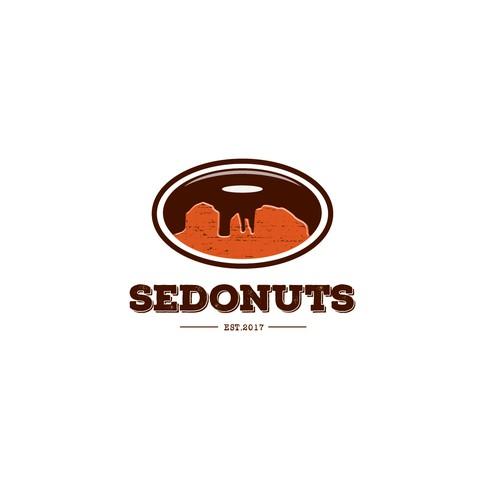 Sedona, AZ - Donuts Shop