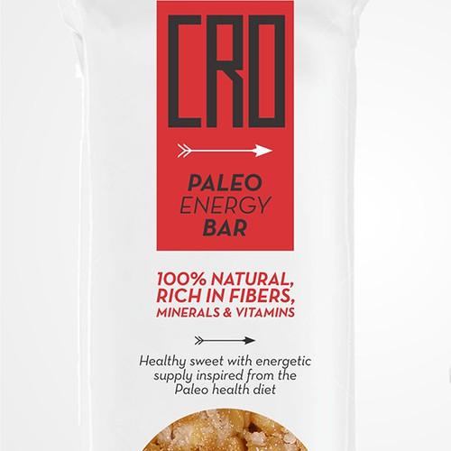 CRO - paleo energy bar