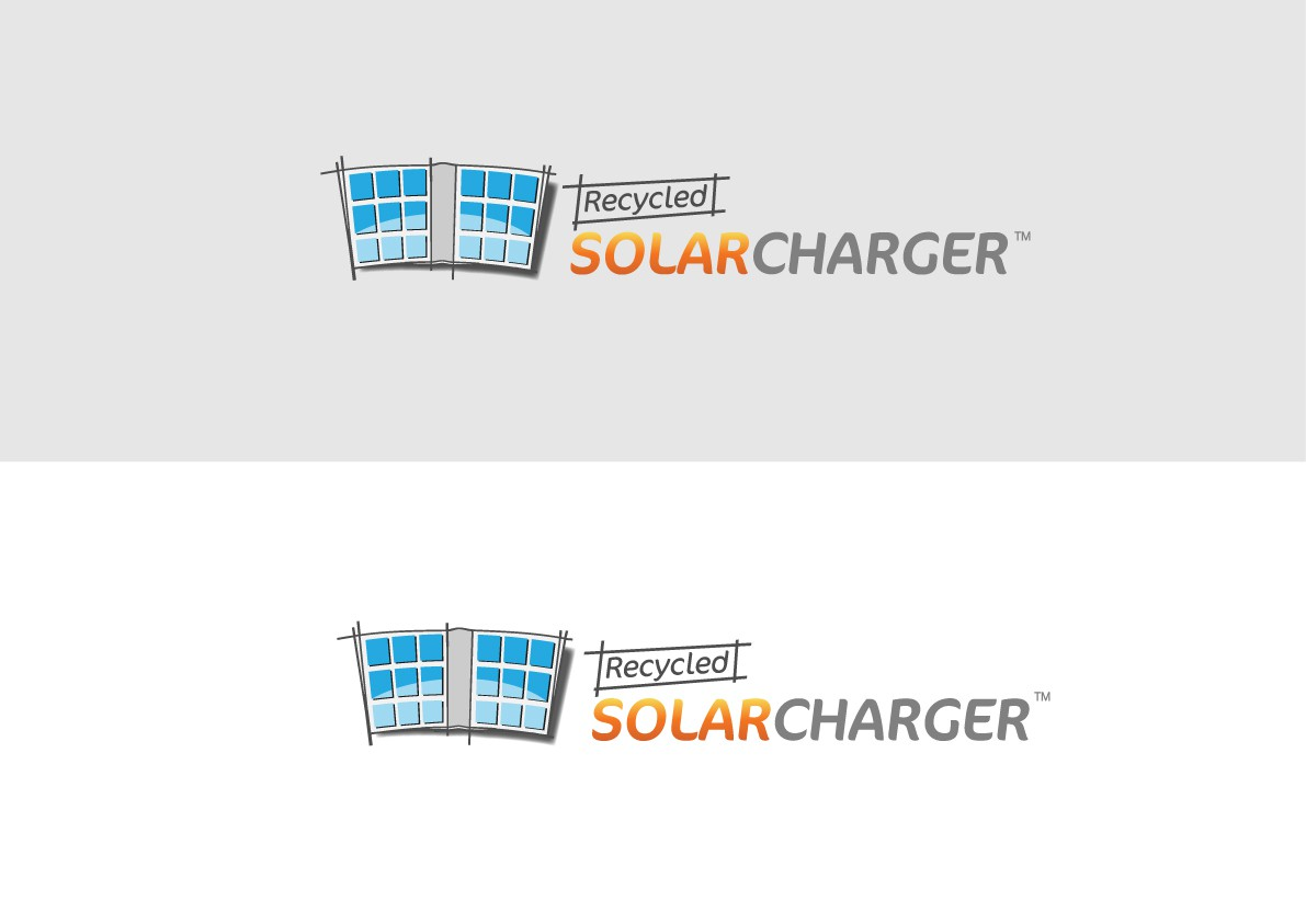 logo for Recycled Solar Charger