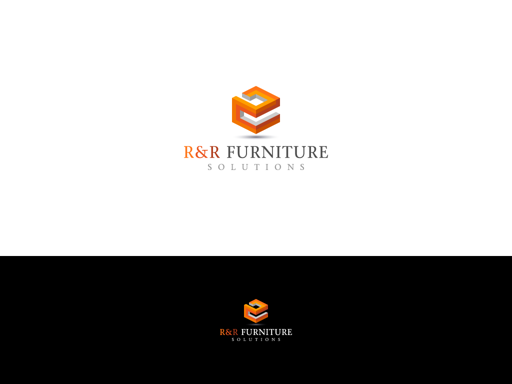 R&R FURNITURE SOLUTIONS needs a new logo