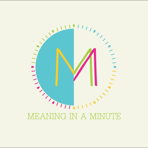 Create the next logo for Meaning in a Minute
