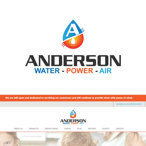 Anderson Water - Power - Air