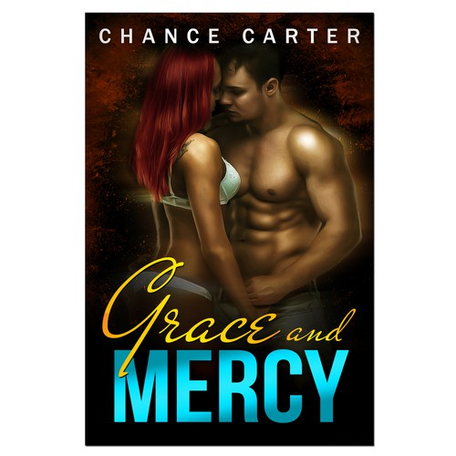 Sexy Romance Book Cover - Grace and Mercy