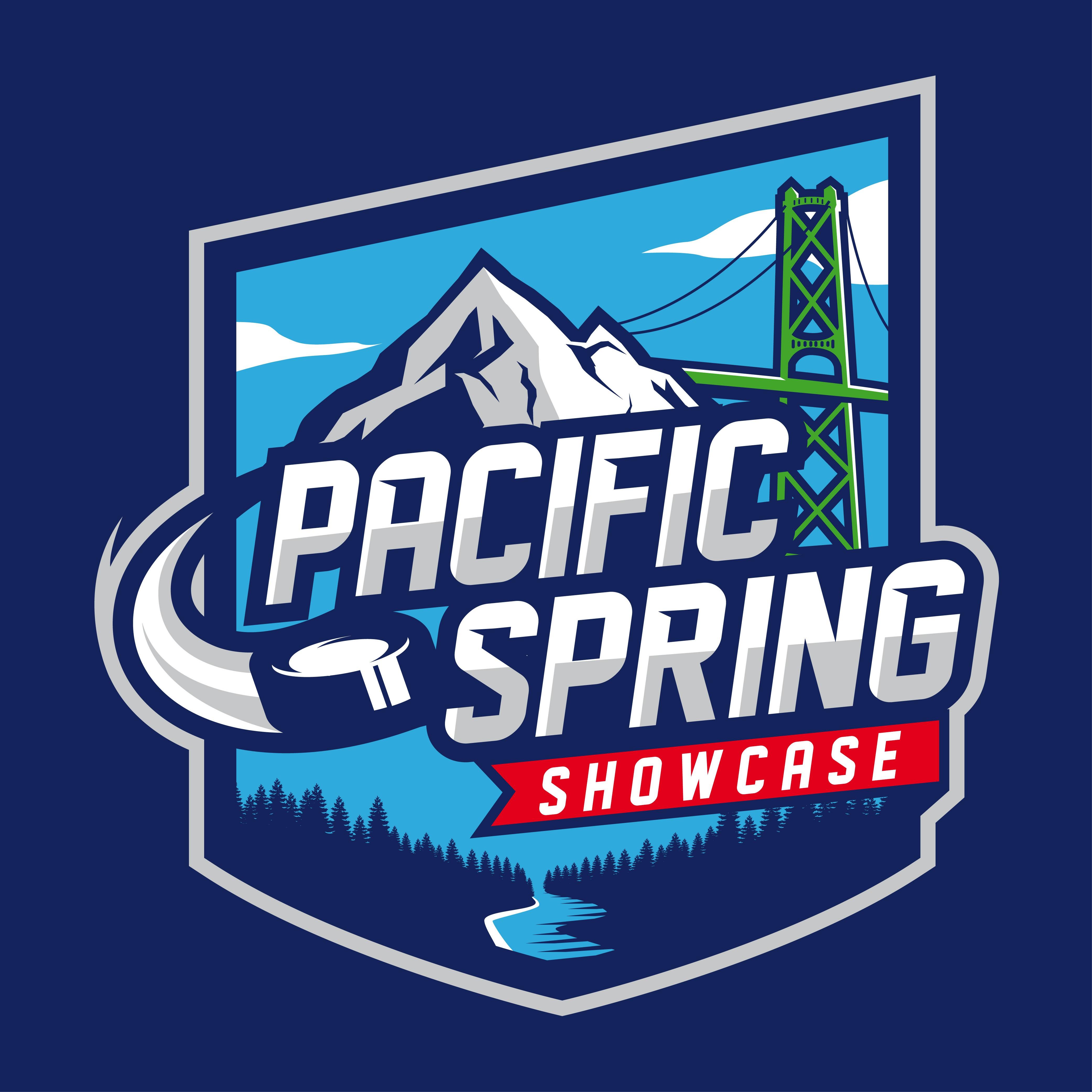 Pacific Spring Showcase Logo