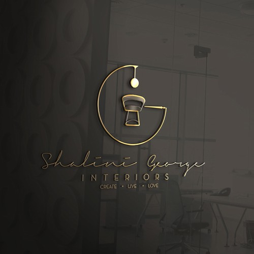 Logo for Shalini George