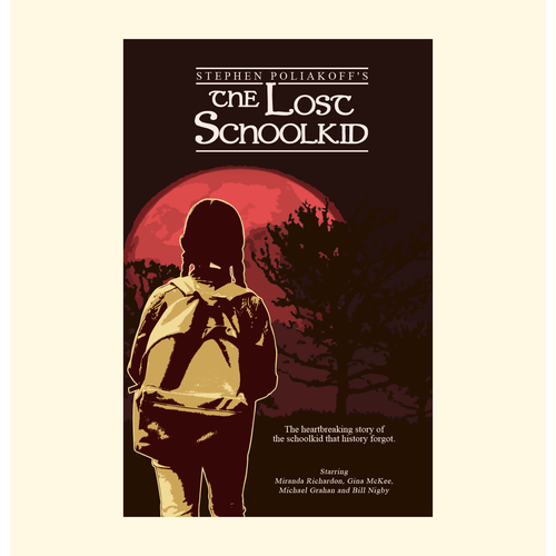 The lost schoolkid
