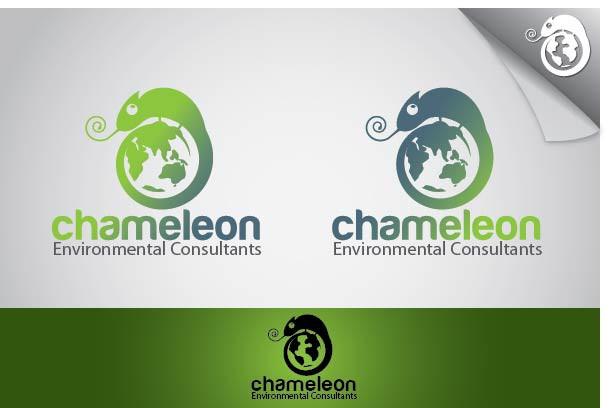 Create the next logo for Chameleon