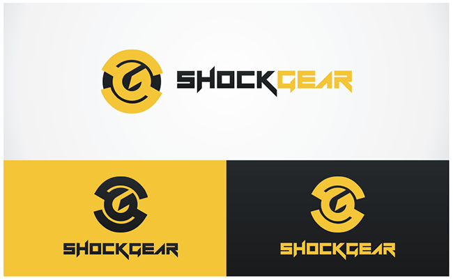 Create the next logo for SHOCKGEAR